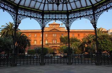 Uffizi Art Museum in Taranto, Italy.