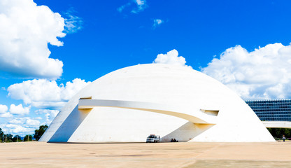 National Museum in Brasilia, Brazil