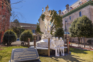 Hindu Goddess Dewi Saraswati Indonesian Embassy Washington DC