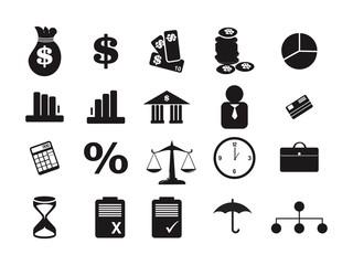 Financial - Icon