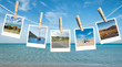 canvas print picture - Summer vacation ideas