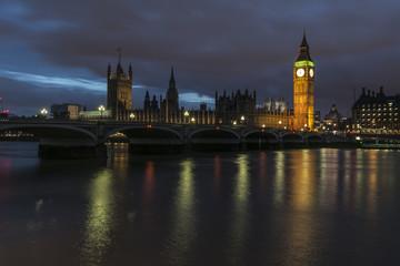 Big Ben - clocktower
