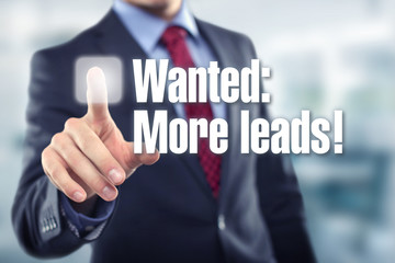 Wanted: More Leads