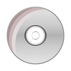 CD DVD - Illustration