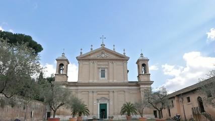 Church Sant'Anastasia. Rome, Italy