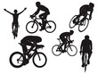 Bicycle - Silhouette - 81477058