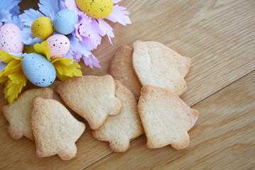 biscotti a forma di campana_ Pasqua