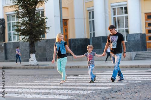 Family Crosswalk - 81477685