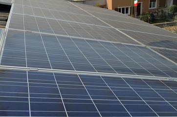 Pannelli fotovoltaici e Smog