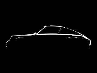 car silhouette logo
