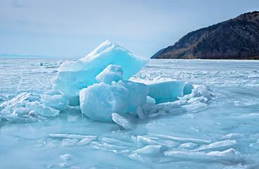 Spring by Lake Baikal