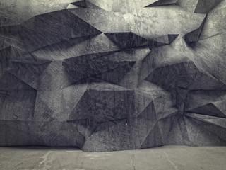 geometric wall © tiero