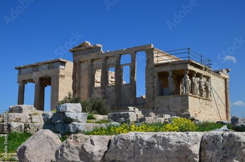 Zdjęcia na płótnie, fototapety, obrazy : Świątynia Ateny