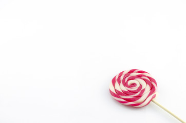 Sweet candy with place for you text