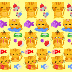 background cats