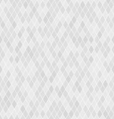 Seamless Abstract background With Rhombuses.