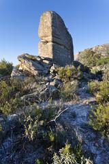 Riscos de la Higuera. Sierra de Guadarrama. Madrid
