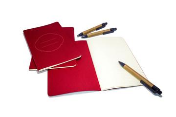 блокноты+ручки 2