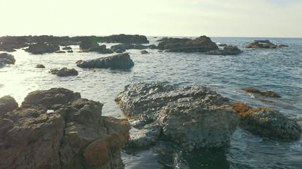 能登半島海辺の風景