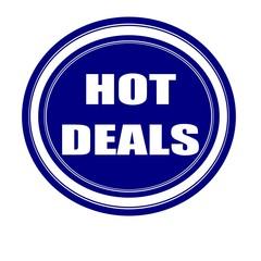 Hot deals white stamp text on blueblack