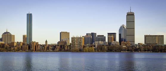 Boston in the Summer