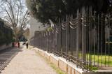 Cancello in prospettiva
