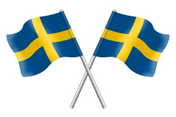 Flags of Sweden