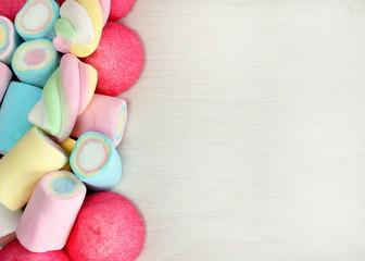 Cornice di Marshmallow