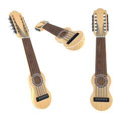 Charango. South American traditional instrument