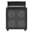 bass guitar amplifier with control panel isolated - 81499654