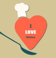 io amo cucinare