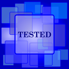 Tested icon