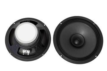 Full-range loudspeaker
