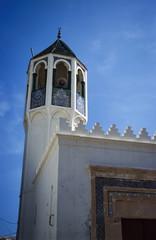TUNISIA, Mahdia, old mosque - FILM SCAN