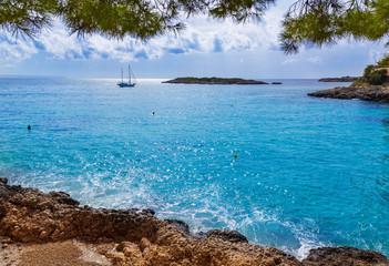 Majorca Playa de Illetas beach Mallorca Calvia