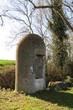 Leinwanddruck Bild - Charente-Maritime - L'Houmeau - Fontaine Grimeau