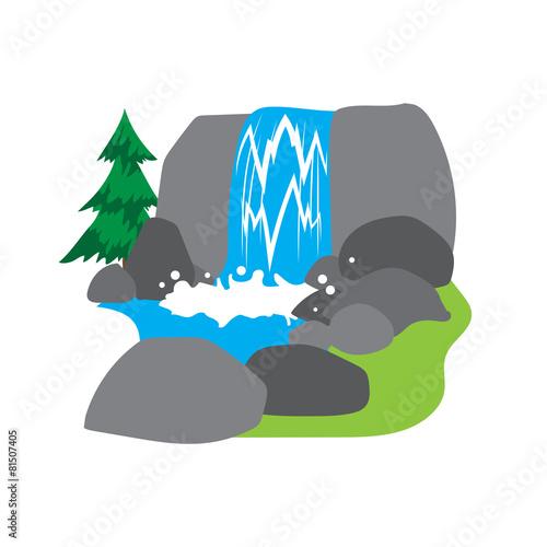 Waterfall - 81507405