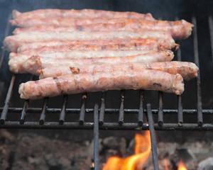 salsiccia grigliata