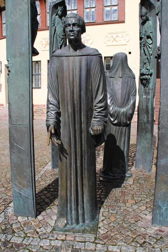 Thomas Müntzer Denkmal in Stolberg - 81508833