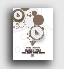 Jewelry Store Front Flyer & Poster Template