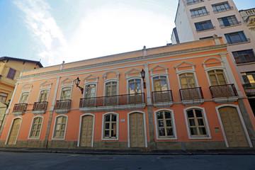 """Solar Marquise of Santos"" residence Sao Paulo of the eighteenth"
