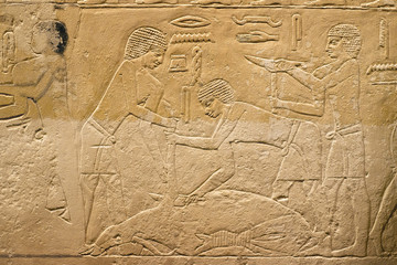ancient relief