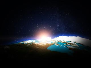 Earth North
