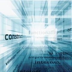 Concept text communication
