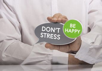Don't Stress, be Happy