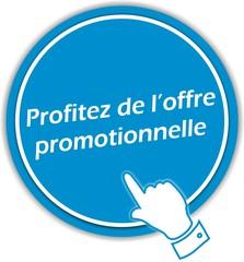 bouton offre promotionnelle