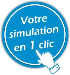 bouton simulation en 1 clic