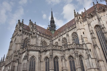 St. Elisabeth Cathedral . Kosice, Slovakia.