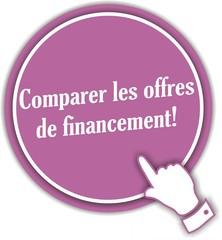 bouton comparer les offres de financement!