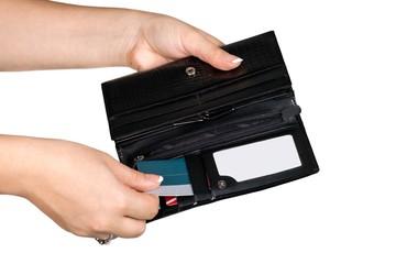 Credit Card. Credit cards